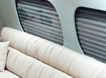 Electrical window shade for BAC 111